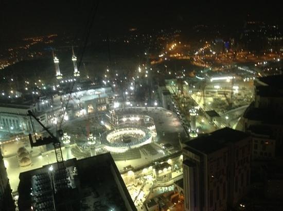 Swissotel Makkah : from swissotel romr, zaman jan 2014