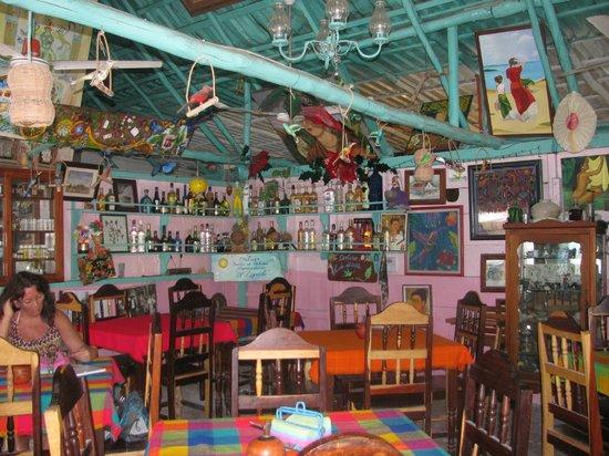La Isla del Colibri: inside Isla del Colibri