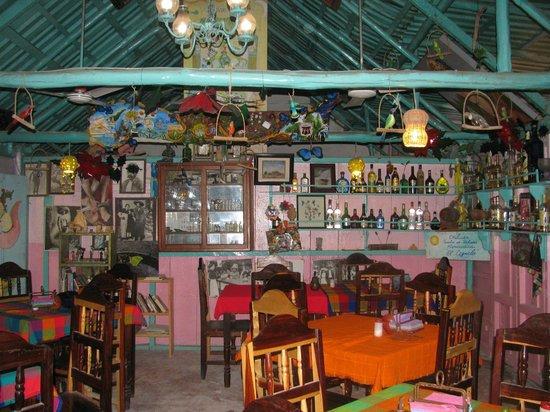 La Isla del Colibri: inside view