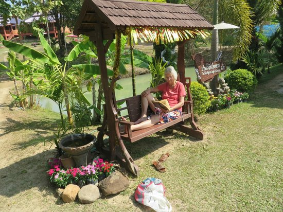 Ban Rai Tin Thai Ngarm Eco Lodge: relaxing