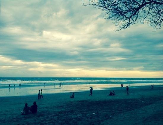 Chez Gado Gado: Gado Gado Seminyak Beach 2014