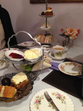 Prestbury, UK: Afternoon Tea