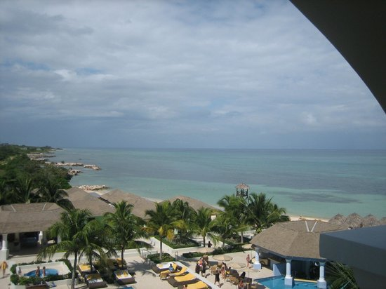 Iberostar Grand Hotel Rose Hall: View of Caribbean Sea