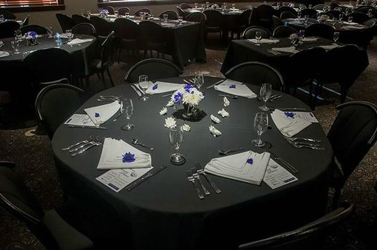 Point Restaurant: Having a party?  Consider our new banquet room!