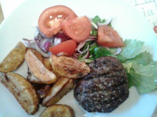 Mac Dario : Super hamburger!