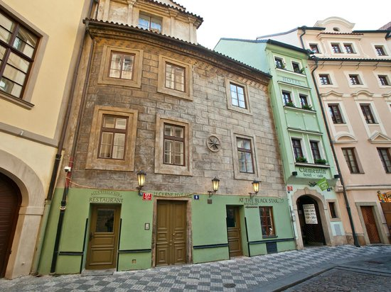 Charming Prague Apartments At the Black Star