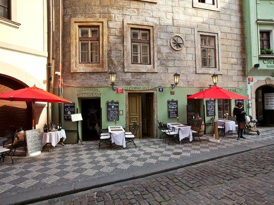 Charming Prague Apartments At the Black Star