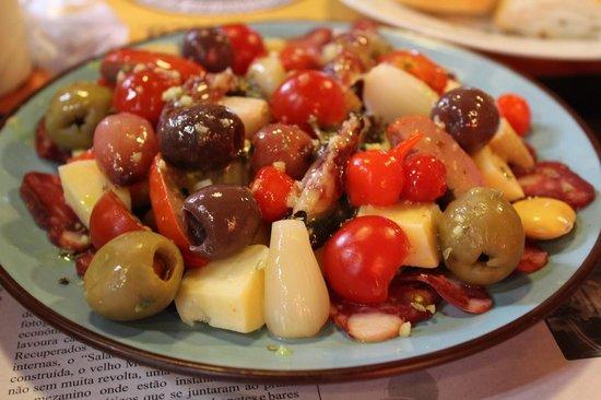 Salada Paulistana