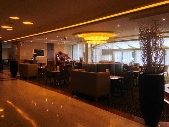InterContinental Prague: Bar / Lounge