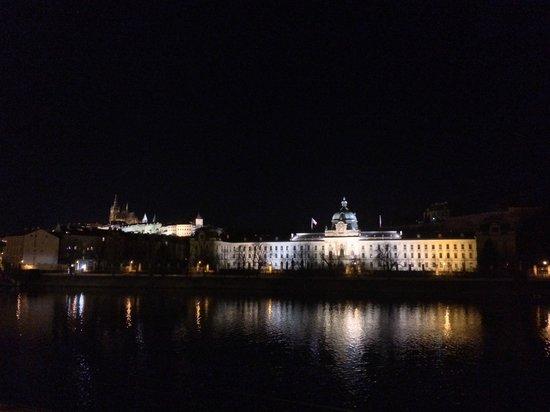 InterContinental Prague : Aussicht
