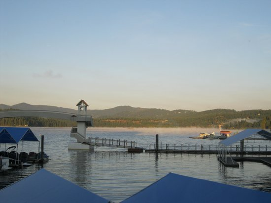 The Coeur d'Alene Resort : Breakfast @ CdA Resort