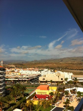 SENTIDO Gran Canaria Princess: Dags vy..