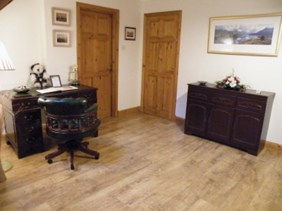 Mavisburn Bed & Breakfast: Reception Hall