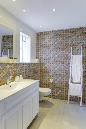 Villa Vilina Oasis in Neve Tzedek: BOUTIQUE GARDEN SUITE WITH SPA TUB