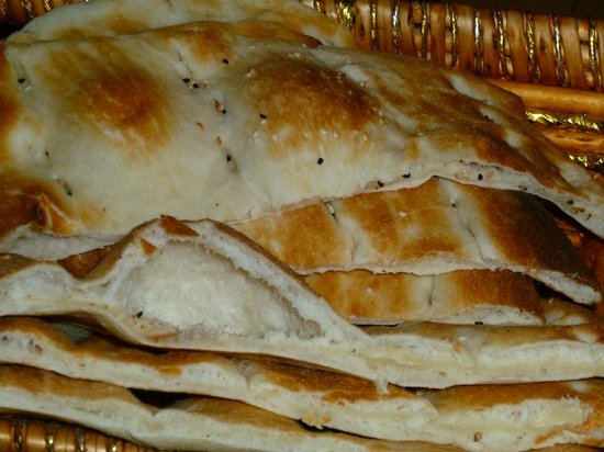 Turkish Diwan Restaurant: pane turco