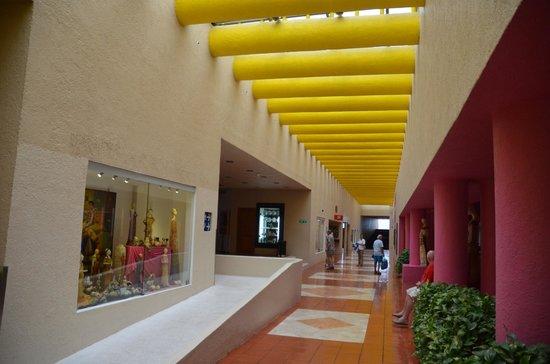 Club Regina Puerto Vallarta : lobby area
