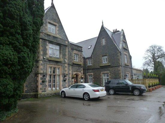 Maenan Abbey Hotel: Hotel