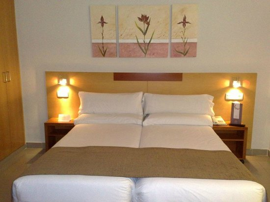 Gran Ducat Hotel: Номер