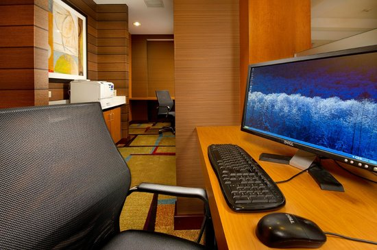 Fairfield Inn & Suites Germantown Gaithersburg: 24/7 Business Center