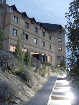 Esplendor Hotel El Calafate: Fachada