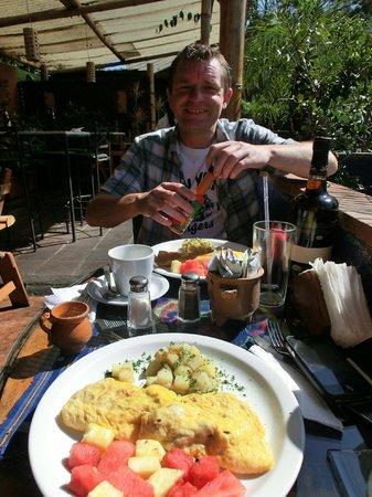 Cafe Sky: Yummy breakfast!