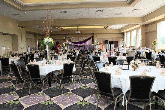 Vernon Downs Hotel: Hotel Event Center