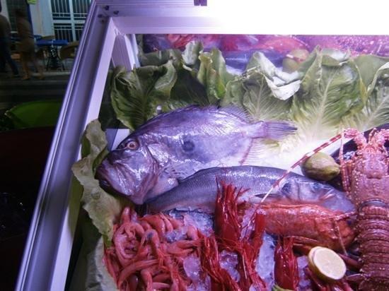 Meson del Puerto: il mitico gallopedro, grigliato e poi la testa viene fritta!! una delizia!