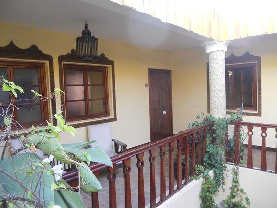 Les Terrasses d'Essaouira : Our bedroom