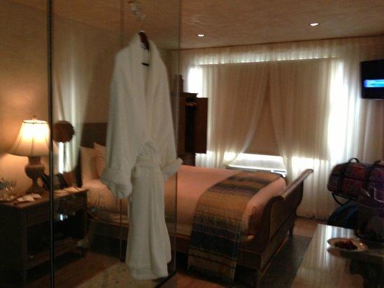 Olive Boutique Hotel: Veni Vidi Vici suite (Lagoon view)