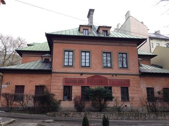 Klezmer Hois: hotel