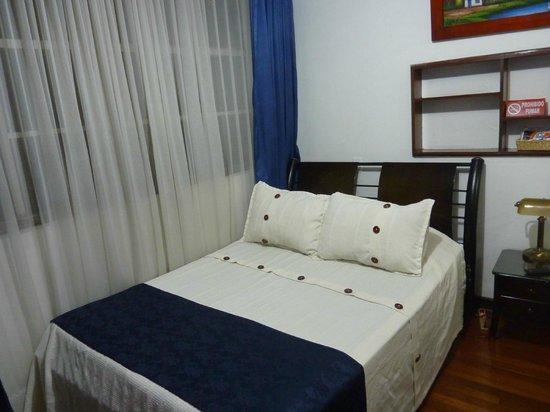 Hotel Casa Paulina: camera