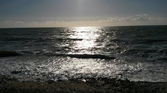 Verdura Resort : Il mare al tramonto