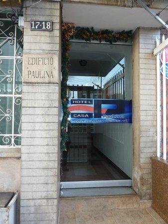 Hotel Casa Paulina: ingresso