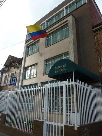 Hotel Casa Paulina: esterno dell'hotel