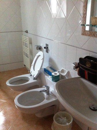 Villa Carlotta Hotel : Chambre 104