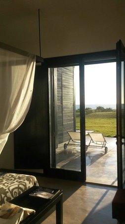 Verdura Resort : Dalla stanza al giardino