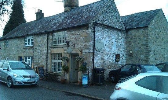 Aisseford Tea Room: Front of tearoom