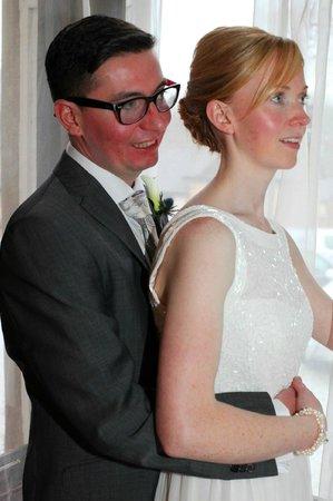 Mark & Elaine - delighted with the Lynnhurst Hotel