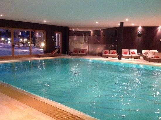 Chalet RoyAlp Hotel & Spa: Spa and pool