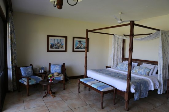 The Baobab - Baobab Beach Resort & Spa : Mari dadi superior room