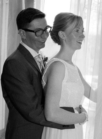 Lynnhurst Hotel: The Bride & Groom