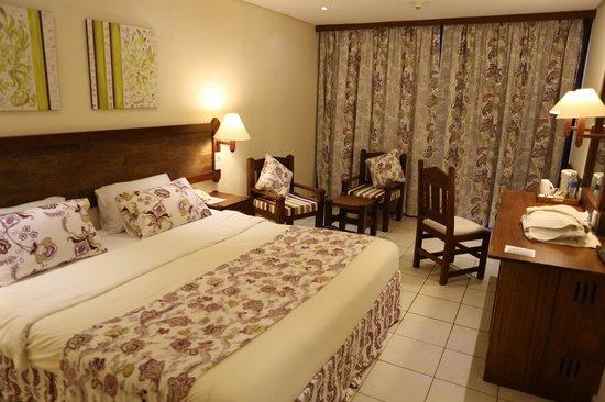 The Baobab - Baobab Beach Resort & Spa : standard room