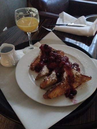 Walker Hotel Greenwich Village: delicious breakfast