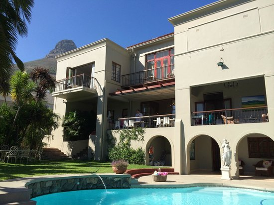 The Clarendon Fresnaye : bat principal