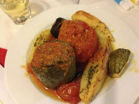 Mama's House: boulette tomate