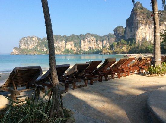 Railay Bay Resort & Spa: Beautiful views...