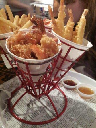 Bubba Gump Shrimp Co : Shrimper's Heaven