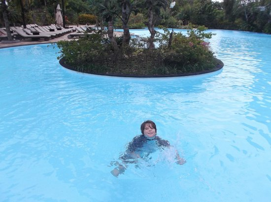 Swiss-Belhotel Segara Resort & Spa : pool