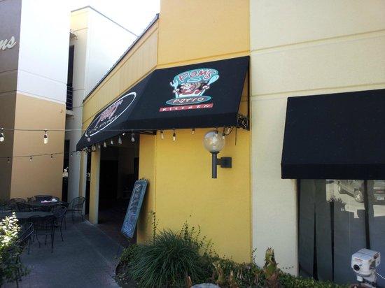 Terrific Exterior Picture Of Pams Patio Kitchen San Antonio Download Free Architecture Designs Ogrambritishbridgeorg