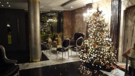 Unique Art Elegance: Lobby do hotel, Natal.